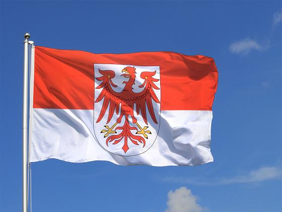Flagge Brandenburg proSchach.de-BB