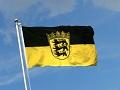 Flagge Baden-Württemberg by proSchach.de