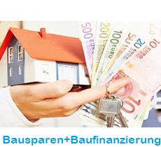 Bausparen + Immobilensparen + Hausbau